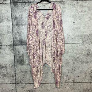 Urban Outfitters // Ecote // Mosaic Printed Kimono